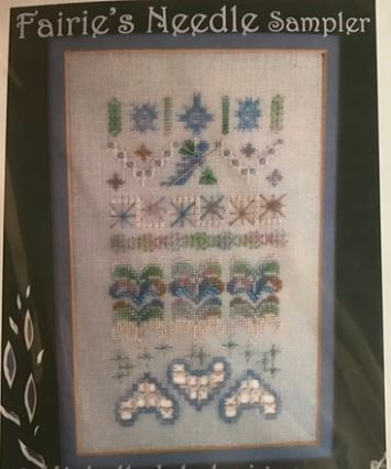 click here to view larger image of Fairie's Needle Sampler (chart (special))