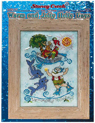click here to view larger image of Warm and Jolly Holly Days (chart (special))
