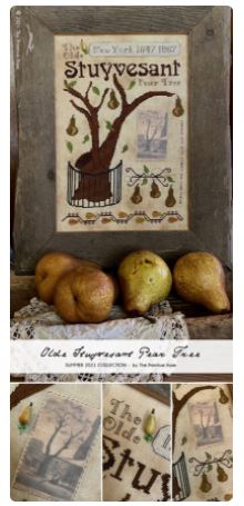 click here to view larger image of Olde Stuyvesant Pear Tree (chart)