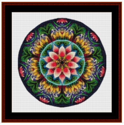 click here to view larger image of Mandala 11 - Small (chart)