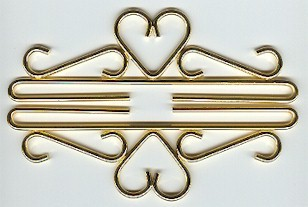 click here to view larger image of Bellpull Brass - Polished Finish  (accessory)