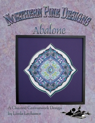 click here to view larger image of Abalone (counted canvas chart)
